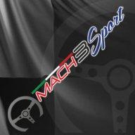 Mach 3 Sport