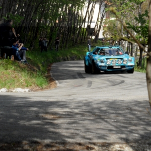 RALLY CAMPAGNOLO 2012