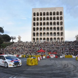 Rally di Roma Capitale 2016 - qualifiche