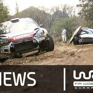 Stages 2-3: Xion Rally Argentina 2014 - YouTube
