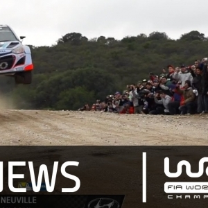 Stages 8-9: Xion Rally Argentina 2014 - YouTube